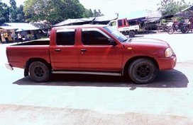 2nd Hand Nissan Frontier 2005 Manual Diesel for sale in Kapatagan
