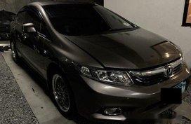 Selling Honda Civic 2012 Automatic Gasoline