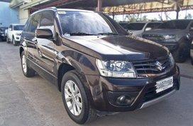 Selling Suzuki Grand Vitara 2014 at 27000 km in Mandaue