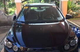 Selling 2nd Hand Chevrolet Sonic 2015 in Cagayan de Oro