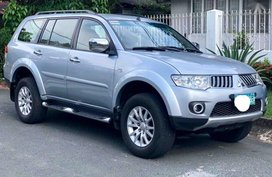2nd Hand Mitsubishi Montero Sport 2009 at 60000 km for sale in Quezon City
