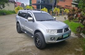 2nd Hand Mitsubishi Montero Sport 2009 for sale in Davao City