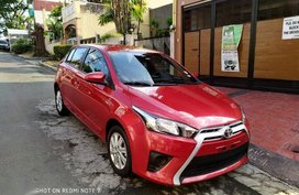 2017 Toyota Yaris for sale in Quezon City