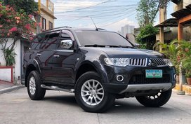Sell 2009 Mitsubishi Montero Diesel Automatic in Magpet