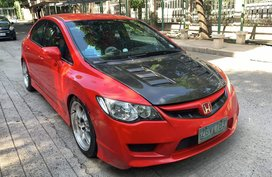Selling Used Honda Civic 2007 in Quezon City