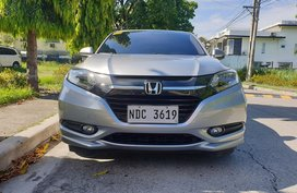 Selling Silver Honda HRV 2016 Automatic Gasoline