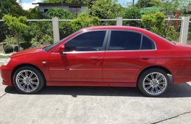 2nd Hand Honda Civic 2002 for sale in San Isidro