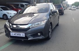 2nd Hand Honda City 2016 Automatic Gasoline for sale in Quezon City