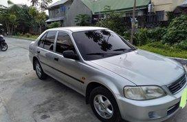 Selling Honda City 2000 Manual Gasoline in Iloilo City