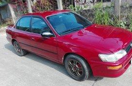Selling Toyota Corolla 1998 Manual Gasoline in Kidapawan