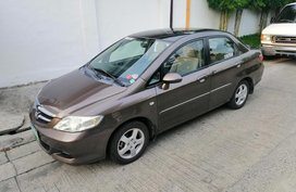 Sell 2nd Hand 2007 Honda City Automatic Gasoline in Paranaque