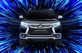 Brand New Mitsubishi Montero Sport 2019 Automatic Diesel for sale in Caloocan
