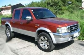 Selling 2nd Hand Ford Ranger 2003 Manual Diesel at 120000 km in Antipolo