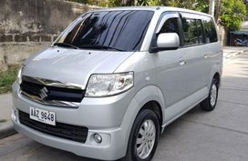 2nd Hand Suzuki Apv 2014 for sale in Mandaue