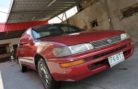 Selling Toyota Corolla 1992 Automatic Gasoline in Imus