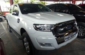Selling White Ford Ranger 2016 in Automatic