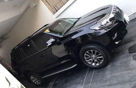 Black Toyota Land Cruiser Prado for sale in Manila