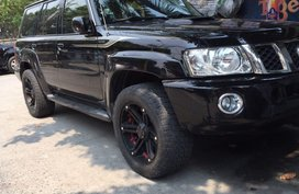 Selling Nissan Patrol Super Safari 2007 Automatic Diesel in Makati
