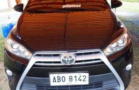 Selling 2nd Hand Toyota Yaris 2016 in Teresa