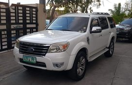 2nd Hand Ford Everest 2009 Automatic Diesel for sale in Las Piñas