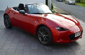 Selling Mazda Mx-5 2016 Manual Gasoline in Quezon City