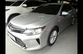 Selling Toyota Camry 2018 Sedan Automatic Gasoline in Caloocan