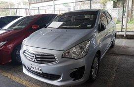 Sell Silver 2017 Mitsubishi Mirage Hatchback in Manila