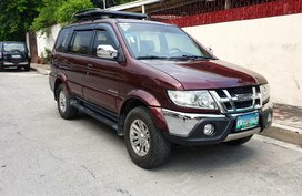 2nd Hand 2012 Isuzu Sportivo Diesel Automatic for sale in Quezon City