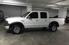 2nd Hand White 2006 Ford Ranger Diesel Automatic for sale in Quezon City
