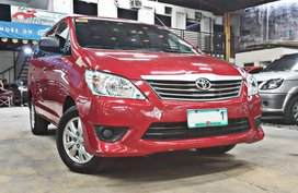 2013 Toyota Innova Diesel Automatic at 60000 km for sale in Quezon City
