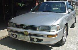 2nd Hand Silver Toyota Corolla 1996 for sale in San Fernando
