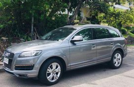 2nd Hand Audi Q7 2011 Automatic Diesel for sale in Muntinlupa