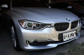 Selling 2nd Hand Bmw 320D 2016 in Quezon City