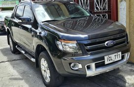 2nd Hand Ford Ranger 2014 Manual Diesel for sale in Muntinlupa