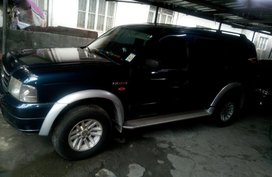 Selling Used Ford Everest 2004 Manual Diesel at 110000 km in Bacoor