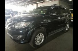 Sell 2012 Toyota Fortuner Suv at 85704 km in Caloocan