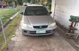 2nd Hand Honda City 2002 Manual Gasoline for sale in Parañaque