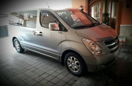 Selling 2nd Hand Hyundai Starex 2014 in Quezon City