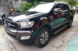 Selling Ford Ranger 2018 Automatic Diesel at 20000 km in Meycauayan