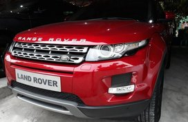 2nd Hand Land Rover Range Rover Evoque 2016 Automatic Gasoline for sale in Quezon City