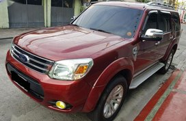 Selling 2nd Hand Ford Everest 2014 in Quezon City
