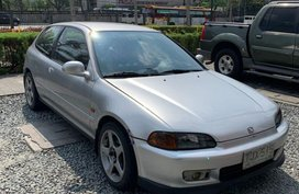 Sell 2nd Hand 1993 Honda Civic Hatchback in Antipolo