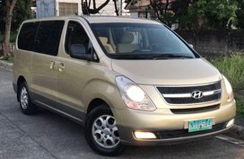 2nd Hand Hyundai Grand Starex 2010 for sale in Paranaque