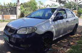 Selling 2nd Hand Toyota Vios 2005 in San Pablo
