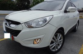 2nd Hand Hyundai Tucson 2012 Diesel Automatic for sale in Quezon City