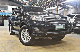 2013 Toyota Fortuner Gasoline Automatic for sale in Quezon City