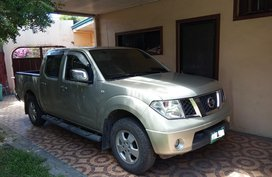 Sell 2nd Hand 2012 Nissan Navara Diesel Automatic at 42000 km in San Pedro
