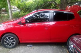 Selling 2nd Hand 2018 Toyota Wigo in Liloan