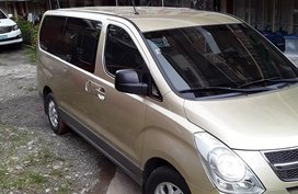 Sell 2nd Hand 2011 Hyundai Grand Starex Diesel Automatic 72000 km in Baguio