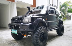 Selling 2nd Hand 2011 Suzuki Jimny in Quezon City